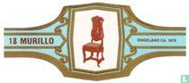 Oude stoelen
