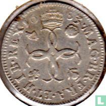 Angleterre 4 pence 1683