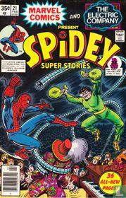 Spidey Super Stories 21