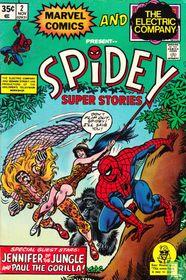 Spidey Super Stories 2
