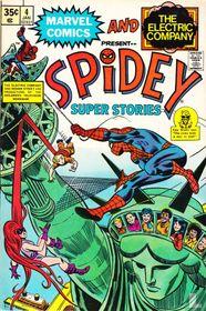 Spidey Super Stories 4