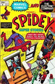 Spidey Super Stories 1