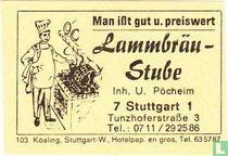 Lammbräustube - U. Pöcheim