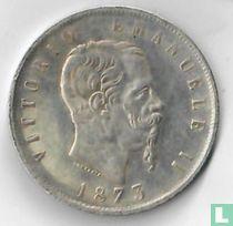 5 lire 1873