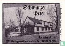 Schwarzer Peter - Erwin Ader