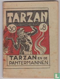 Tarzan en de pantermannen