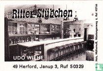 Ritter Stübchen - Udo Wiehe