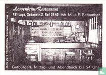 Löwenbrau Restaurant - M. u. E. Schamber