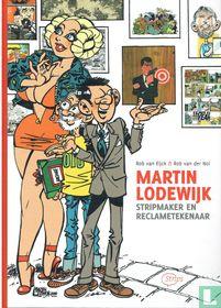 Martin Lodewijk - Stripmaker en reclametekenaar