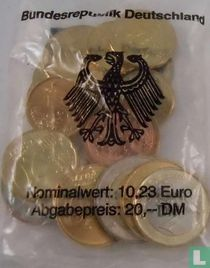 Duitsland starterkit 2002 (F)