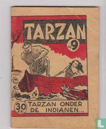Tarzan onder de indianen ...