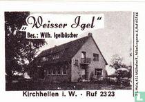 """""""Weisser Igel"""" - Wilh. Igelbuscher"""