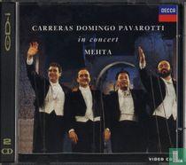 Carreras Domingo Pavarotti in Concert Mehta
