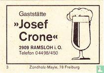 """Gaststätte """"Josef Crone"""""""
