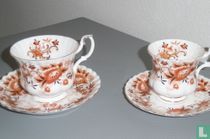 Kop en schotel - Keepsake - Royal Albert