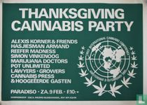 Thanksgiving Cannabis Party