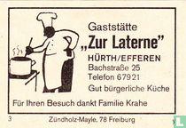 """Gaststätte """"Zur Laterne"""""""