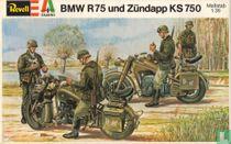 BMW R75 und Z