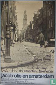 Jacob Olie en Amsterdam