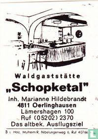 """""""Schopketal"""" - Marianne Hildebrandt"""