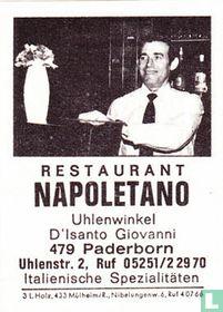 Restaurant Napolitano - D'Isanto Giovanni