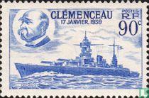 Battleship 'Clemenceau'