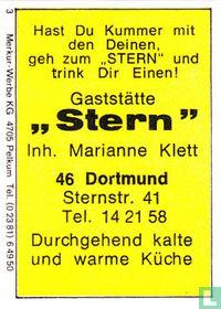 """Gaststätte """"Stern"""" - Marianne Klett"""