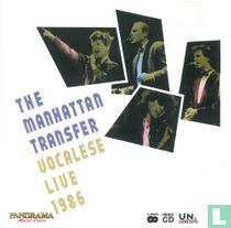 Vocalese Live 1986