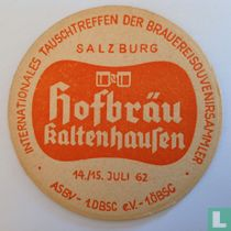 International Tauschtreffen SALZBURG 1962