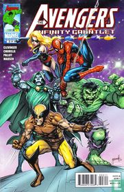 Avengers / The Inifinity Gauntlet 3