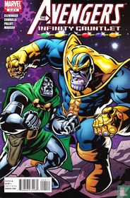Avengers / The Inifinity Gauntlet 4