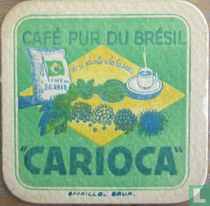 Cafe pur du Brésil Carioca
