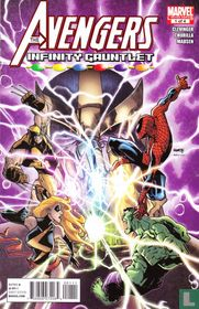 Avengers / The Inifinity Gauntlet 1