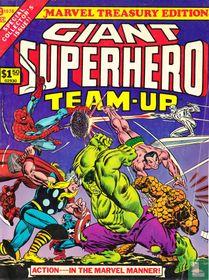 Giant Superhero Team-Up