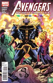 Avengers / The Inifinity Gauntlet 2