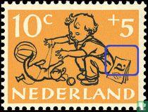 Kinderzegels (PM)