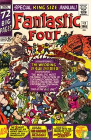 Fantastic Four Annual 3
