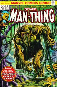 The Man-Thing 1