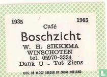 Café Boschzicht