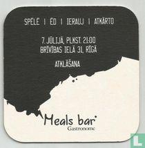 Meals bar