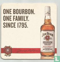 One bourbon one family since 1795