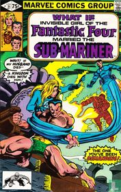 What if the Sub-Mariner had Married the Invisible Girl?