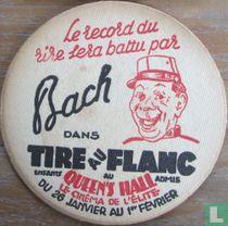 Bach dans Tire au Flanc - Queen's Hall