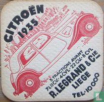 Citroën 1935 - R.Legrand & Cie - Liège