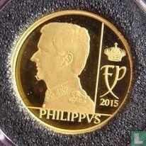 """Belgium 12½ euro 2015 (PROOF) """"King Philip"""""""