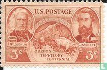 Oregon territorium 1848-1948