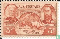 Centennial of Oregon Territory 1848-1948