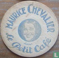 Maurice Chevalier - Le petit café