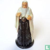 Saruman met licht