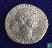 Trajanus AE As, 103-111 AD